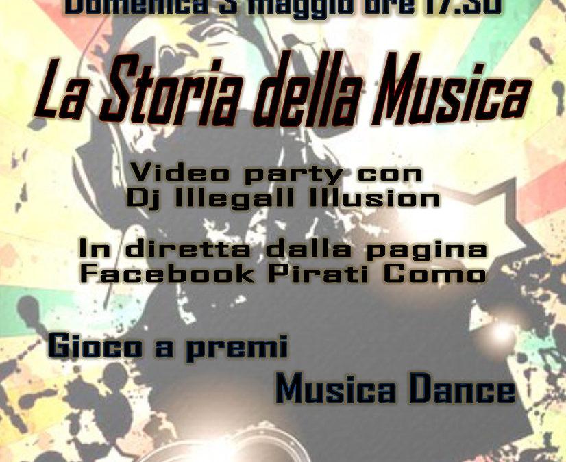 La Storia Della Musica – Videoparty